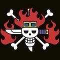Equipage de Kidd Jolly Roger