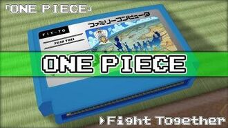 Fight Together ONE PIECE 8bit