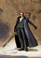 Figuarts Zero Shanks Strong World