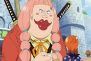 Laura donne carte de vie Anime