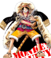 Luffy Color Walk 4