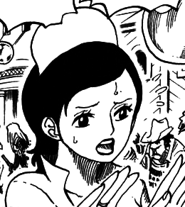 Marie Manga Infobox