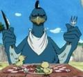 Oiseau Géant East Blue
