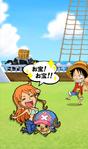 One Piece Moja Grabbing Treasure