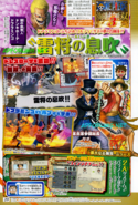 One Piece Pirate Warriors 3 scan 10