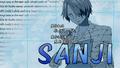 Share The World - Sanji