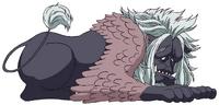 Sphinx Anime Concept Art