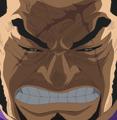 Issho en colère