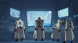 Marineford control room