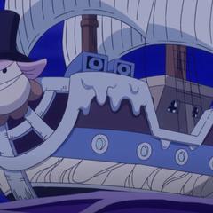 La nave di Brownie
