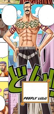 Peeply Lulu color manga