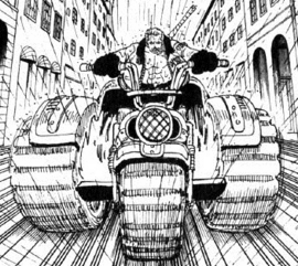 Billower Bike Manga Infobox
