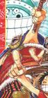 Brogy Manga Color Scheme