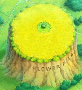 Champs de Fleurs Infobox Anime
