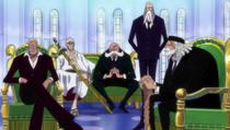 Los Cinco Ancianos Anime Infobox