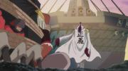Momonga capture Shuzo et son équipage