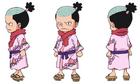 Momonosuke Anime Concept