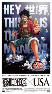 One Piece USA