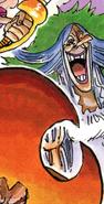 Brûlée Manga Color Scheme