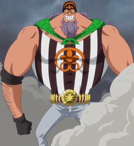 Jesus Burgess Anime Post Ellipse Infobox