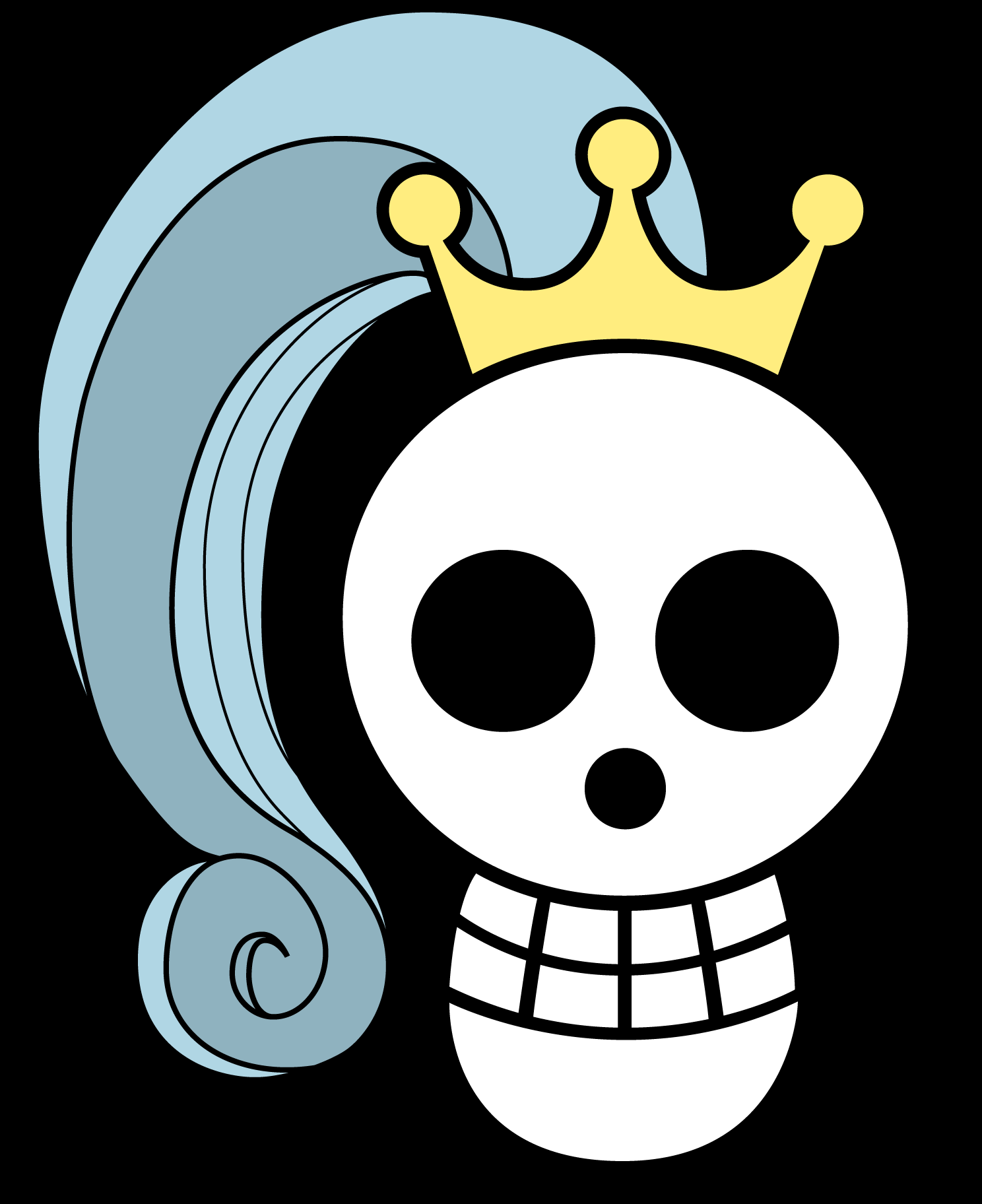 Image - Vivi's Jolly Roger.png | One Piece Wiki | FANDOM ... Official One Piece Jolly Rogers