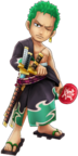 Zoro New Year Thousand Storm