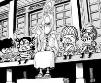 Automata Eating With Tsukimi