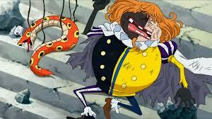 Bilic Vaincu Épisode Luffy