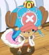 Chopper's Second Zou Outfit