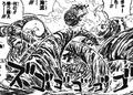 Courants Serpent - Manga