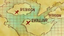 Mappa mare settentrionale