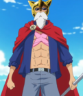 Sabo as Lucy
