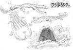 Concepto de Tierra Gator