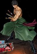 One Piece Burning Blood Shura Zoro (Artwork)