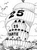 Tarte 25