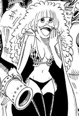 Daisy Manga Infobox