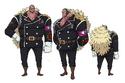 Douglas Bullet Anime Concept Art