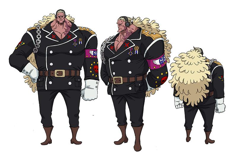 Douglas Bullet Anime Concept Art.png
