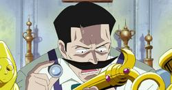 Ishigo inspecte l'Or