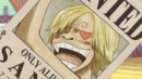 Sanji 4th Eyecatcher Face