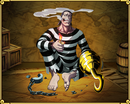 TC509 Sir Crocodile, the Strongest Prisoner Mr. 0, Ex-Baroque Works Leader