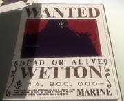 Wetton Avis de Recherche