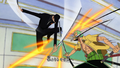 Brand New World - Kaku vs Zoro