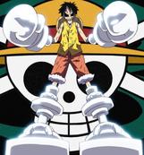 Champion Luffy