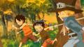 Fight Together Luffy Ace Sabo Enfants