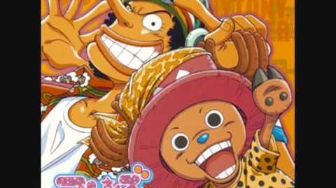 One Piece - Friends (Usopp & Chopper)