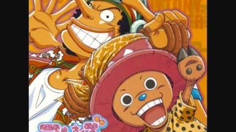 One Piece - Friends (Usopp & Chopper)