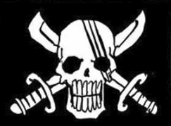 File:Red Hair Pirates' Jolly Roger.png