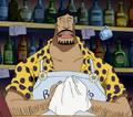 Blueno Bartender