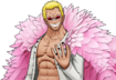 Doflamingo Burning Will